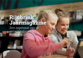 Jaarmagazine Rijnbrink 2020