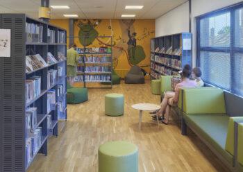 Bibliotheek Barneveld opnieuw ingericht