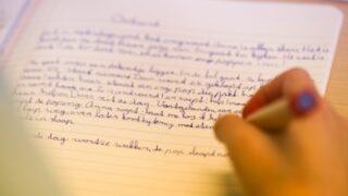 Woesj, creatief schrijven voor de hele school