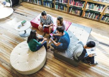 Veluwse bibliotheken onderzoeken publieksconcept